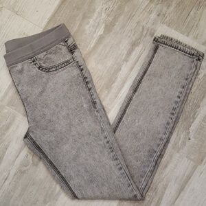 3 for $20 Free People Gray Pull On Leggins